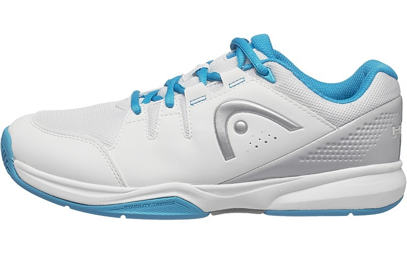 White Side By Side >> Head Brazer White/Blue Women's Shoes 360° View