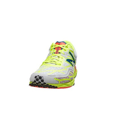 Temprano estático Europa  New Balance MRC 1600 v2 Men's Shoes Grey/Yellow 360° View