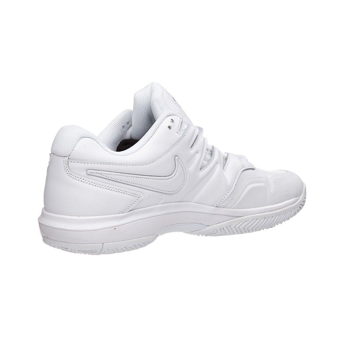 ad9c6d86e9a2 Nike Air Zoom Prestige Leather White Men s Shoe 360° View