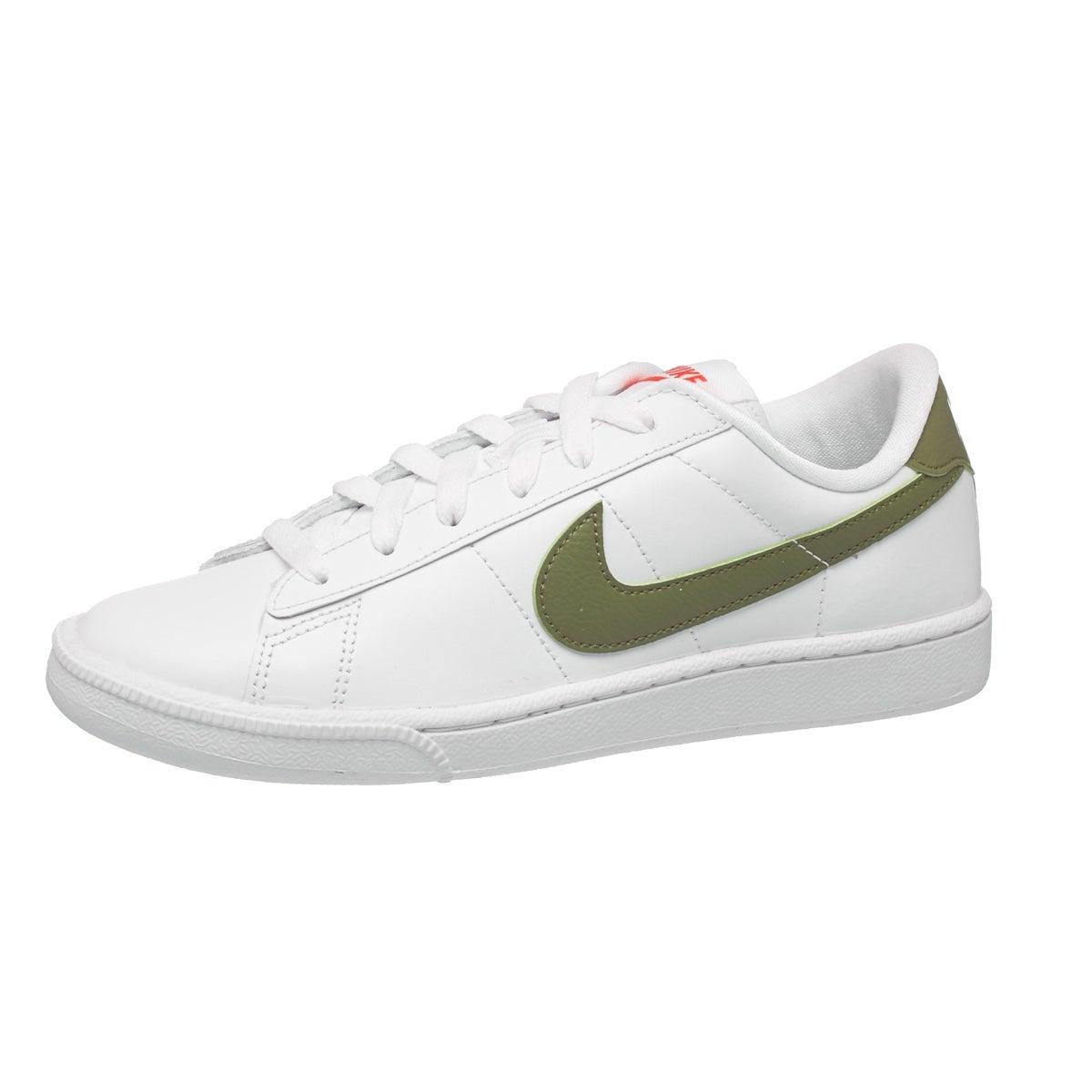 17890458ccb2a2 Nike Court Classic White Green Women s Shoe 360° View