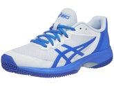 Zapatillas Mujer Asics Gel Court Speed Azul/Blanco