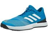 Zapatillas Hombre adidas Adizero Ubersonic 3 Tierra Batida Azul