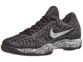 pretty nice 3e241 6eed0 Nike Air Zoom Cage 3 Herren Tennisschuh Schwarz Weiß