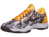 1cac7291acc Chaussures Homme Nike Air Zoom Cage 3 TERRE BATTUE Gris Jaune
