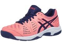 3 GS PinkBlue Padel Pro Tennis Asics Junior Shoe Gel qSzVpUM