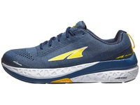 ALTRA MENS PARADIGM RUNNING SHOE BLUE//YELLOW