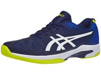 Confortevole ASICS Gel Court Speed Uomo Tennis Nero