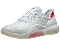 Großartiges Aussehen Herren Nike Tennisschuhe orange weiß