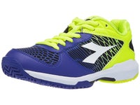 Diadora Speed Comfort Klettverschluss Kinder Tennis Schuhe