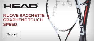 HEAD New Graphene Touch Speed Rackets