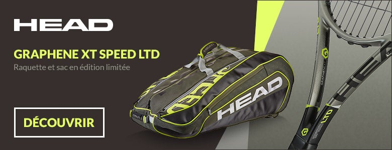 Head limited edition graphene xt