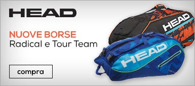 New Head Radical and Tour Team Bags!