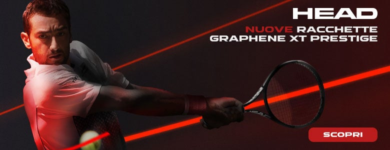 New Head Graphene XT Prestige Rackets