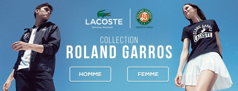 Lacoste RG split
