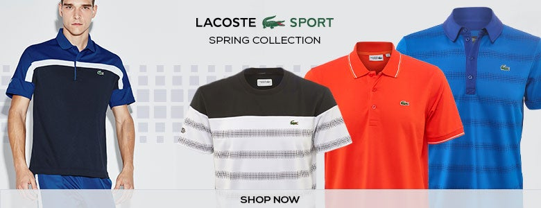 Lacoste Spring Collection