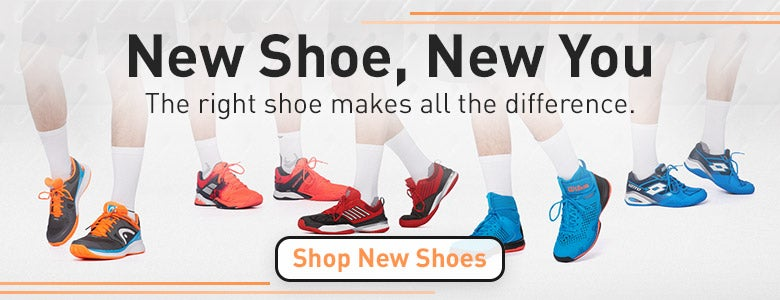 New Shoes, New You (mens)