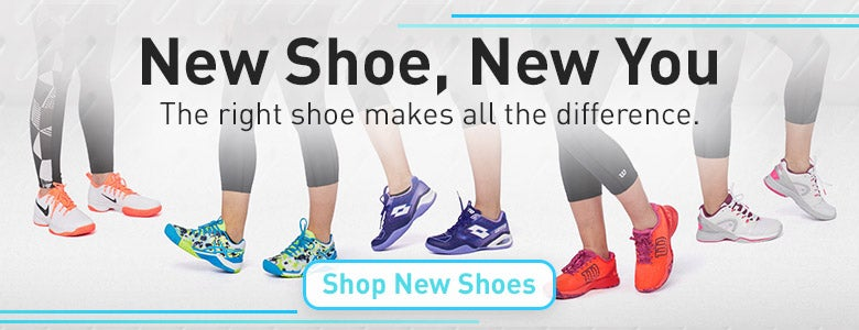 New Shoes, New You (womens)