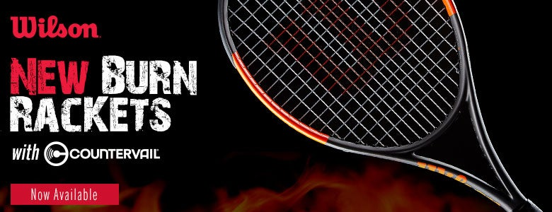New Burn Rackets!