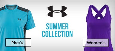 Under Armour Summer Collection (split)