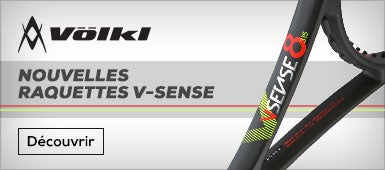 New Volkl V-Sense Rackets