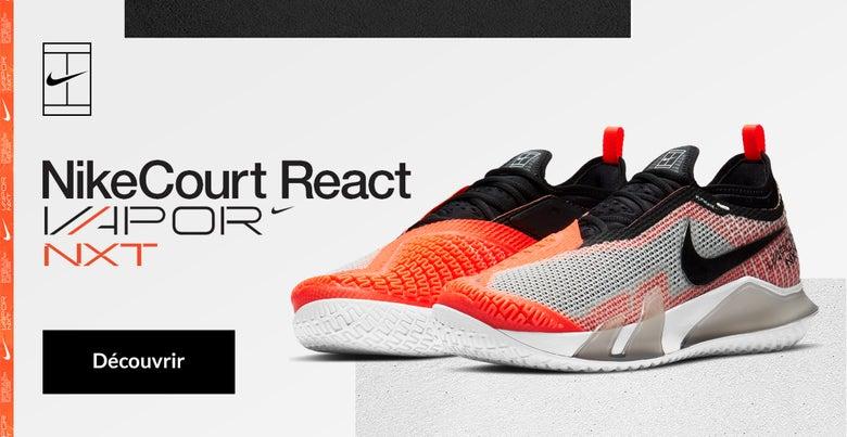 Nouvelle Nike React Vapor NXT