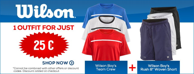 Wilson Boy's Outfit Offer