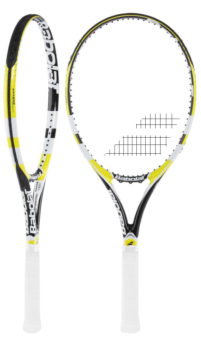 Raquette babolat drive z lite occasion - Raquette tennis babolat pure drive lite ...