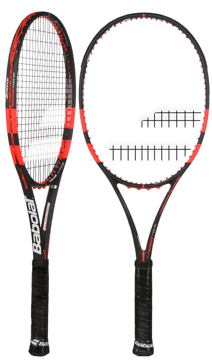 Babolat Pure Strike Tour Racket