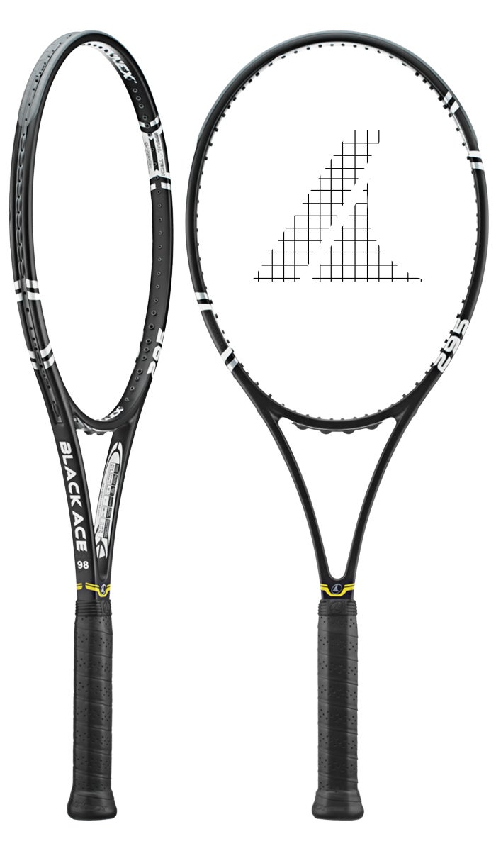 ProKennex Tour Black Ace 98 295 Racket