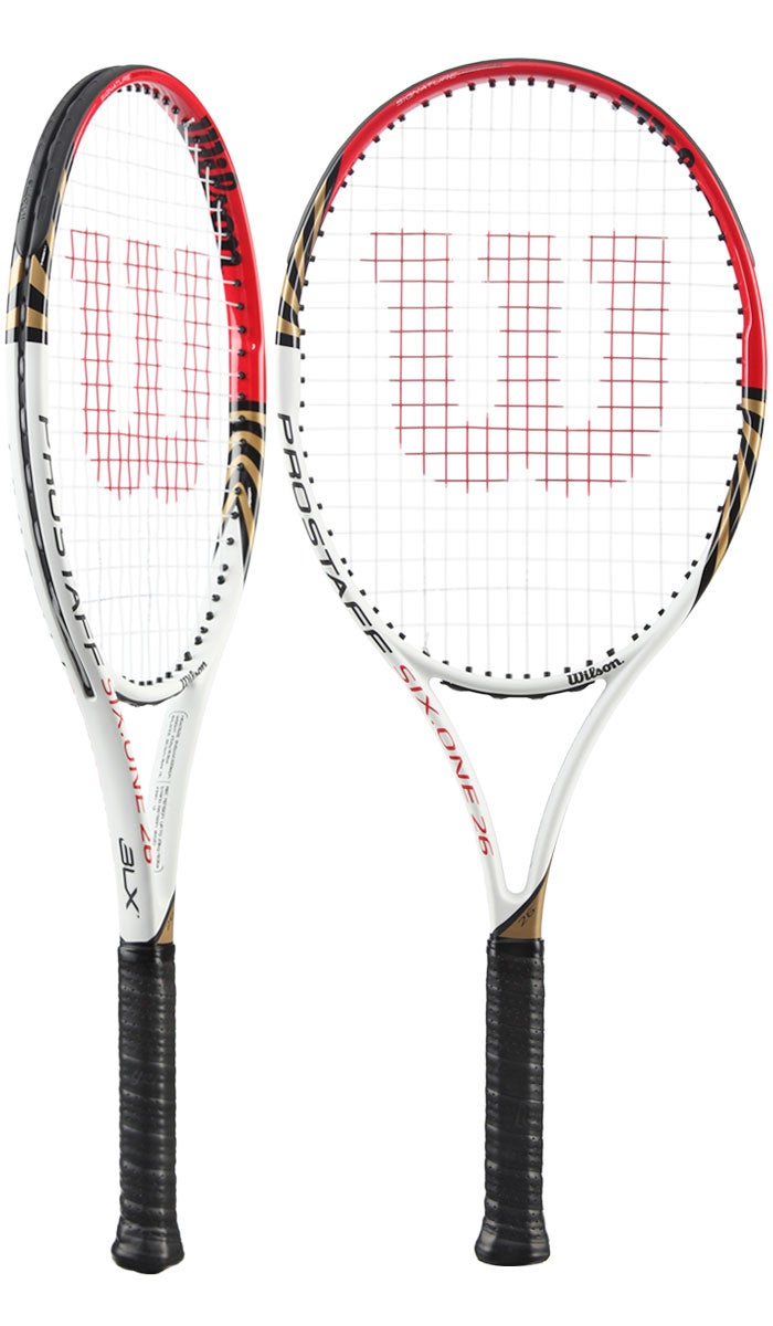 WILSON PRO STAFF SIX ONE 26 INCH BLX JNR JUNIOR TENNIS ...