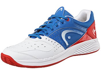 Head Sprint Team CLAY Blue/White/Red Men's Shoes
