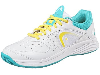 Head Sprint Team CLAY Wh/Teal/Yel Women's Shoes
