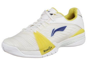 LI-NING Tennis Competition White Men's Shoe