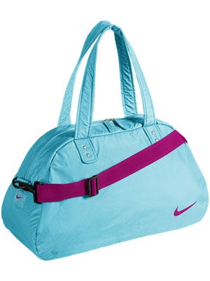 Nike Women's C72 Medium Duffle Bag Blue