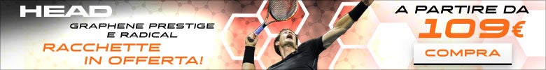 HEAD-Graphene PRESTIGE & Radical rackets from 109 �