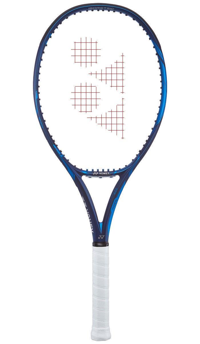 YONEX Ezone 100 Tennis Racket Black//Blue