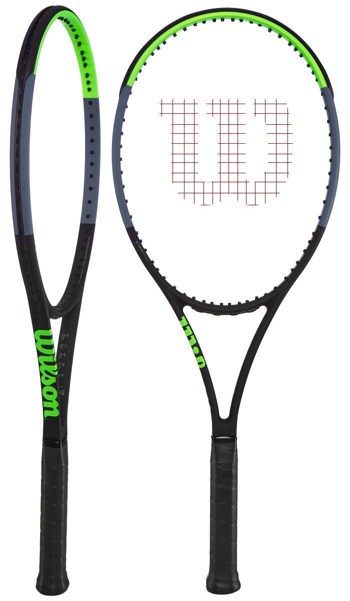 Wilson Blade 98S 18x16 V7.0