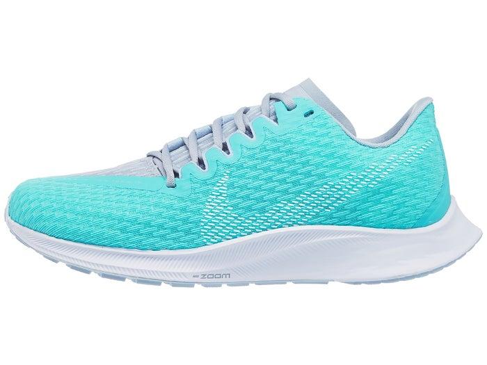 es inutil Comercio Frágil  Nike Zoom Rival Fly 2 Women's Shoes Mint/White - Tennis Warehouse Europe