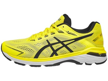 e8c81abd852 ASICS GT 2000 7 Men s Shoes Lemon Spark Black - Tennis Warehouse Europe