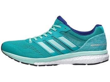 promo code fac3f 9c7d0 adidas adizero Boston 7 Women s Shoes Aqua - Tennis Warehouse Europe