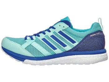 online store 99a35 b7d9b Zapatillas Mujer adidas adizero Tempo 9 AquaAzul - Tennis Warehouse Europe