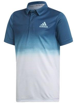 ba761612a adidas Boy's Spring Parley Polo - Tennis Warehouse Europe