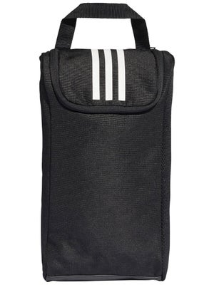 adidas 3 Stripes Shoebag Black - Tennis Warehouse Europe 6b6c2a648402f