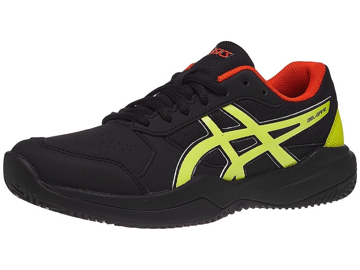bien connu vente moins chère super service Chaussures Junior Asics Gel Game 7 GS TERRE BATTUE Noir ...