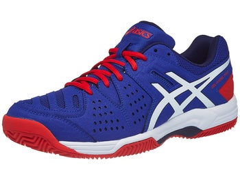 2a5d8a676e Asics Gel Padel Pro 3 SG Clay Blue/Red/Wh Men's Shoes - Tennis ...