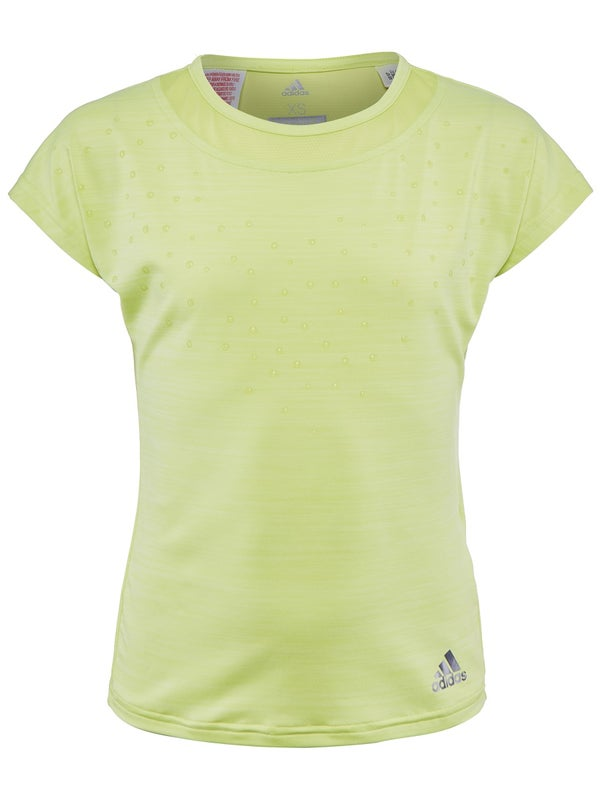 outlet for sale coupon codes detailed pictures adidas Mädchen Frühjahr Dotty Top - Tennis Warehouse Europe