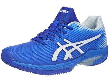 2802c95c1a Asics Solution Speed FF Clay Blue/White Women's Shoes - Tennis Warehouse  Europe
