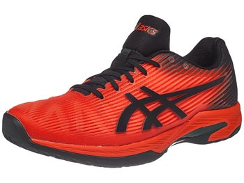 wholesale dealer 2594f 8e554 Chaussures Homme Asics Solution Speed FF Rouge Noir - Tennis Warehouse  Europe