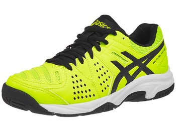 35c0d093cb88c Zapatillas Júnior Asics Gel Pádel Pro 3 GS Amarillo Negro - Tennis  Warehouse Europe