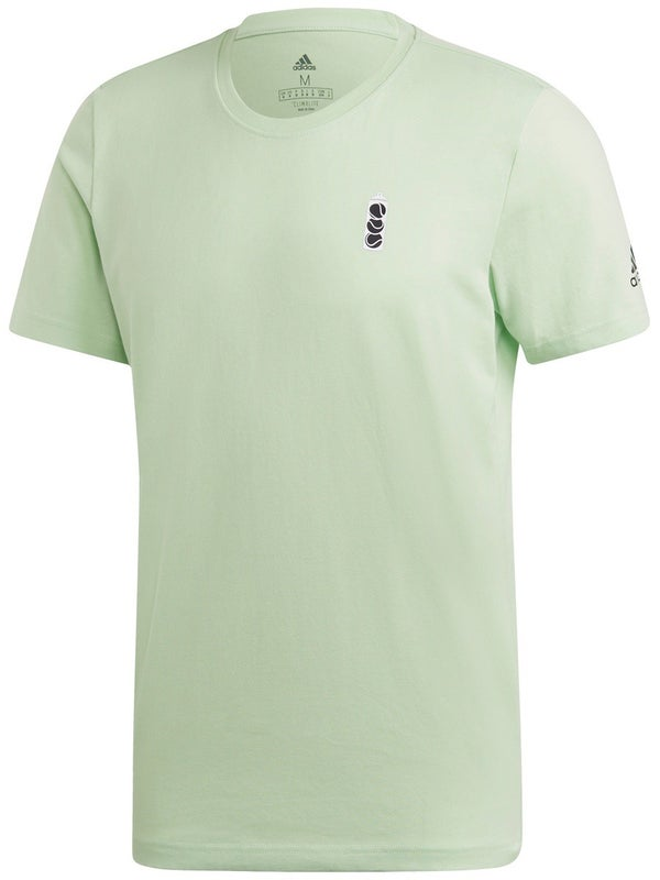 purchase cheap 2d549 44fb6 adidas Herren Herbst NY Graphic T-Shirt - Tennis Warehouse ...